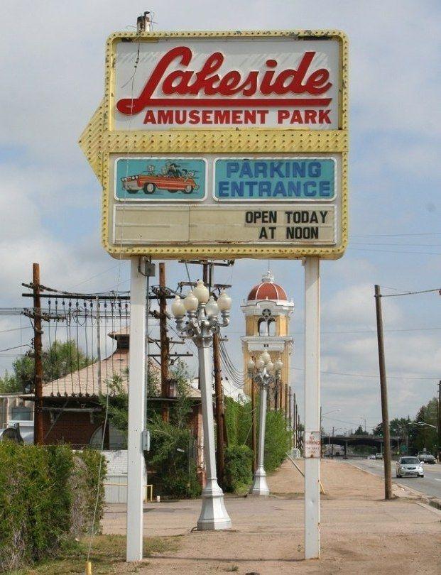 Choosing Lakeside Over Elitches Lakeside Colorado Time