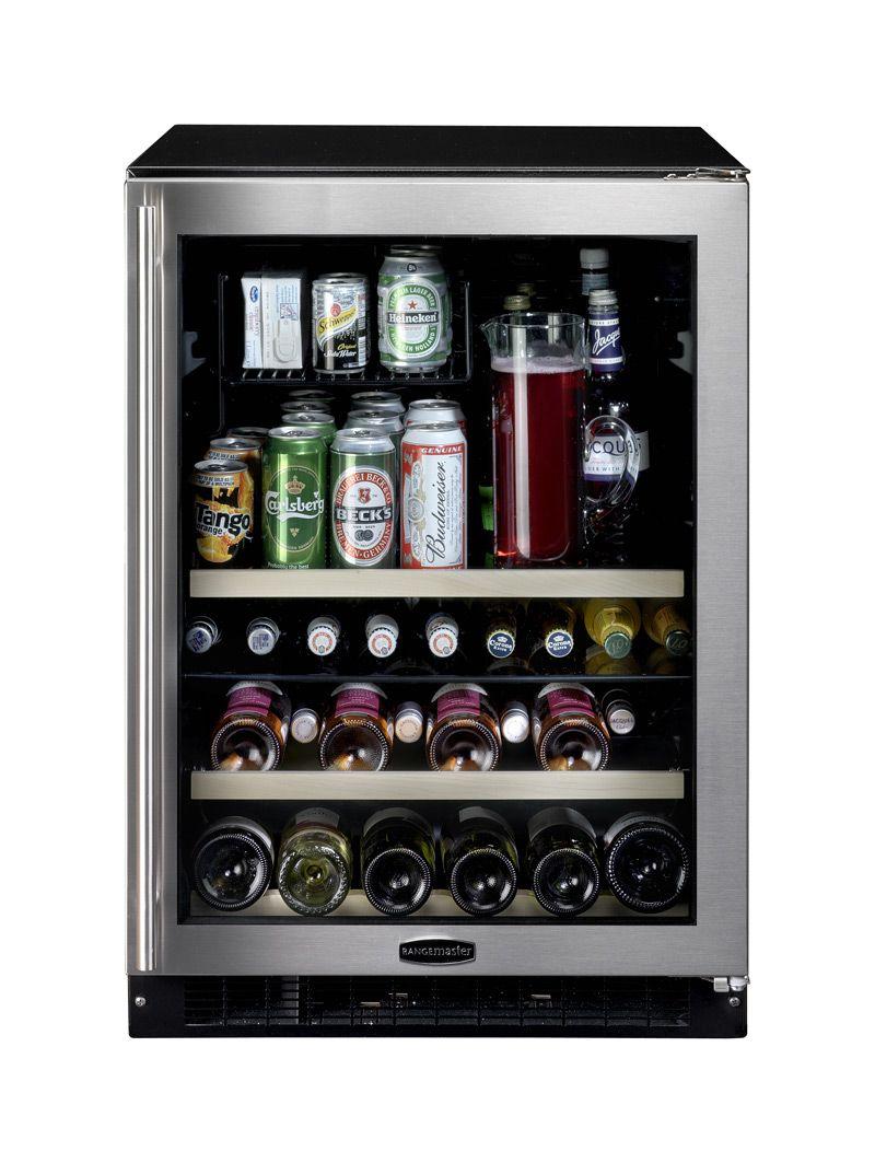 Rangemaster Beverage Centre Wine Storage Beer Fridge