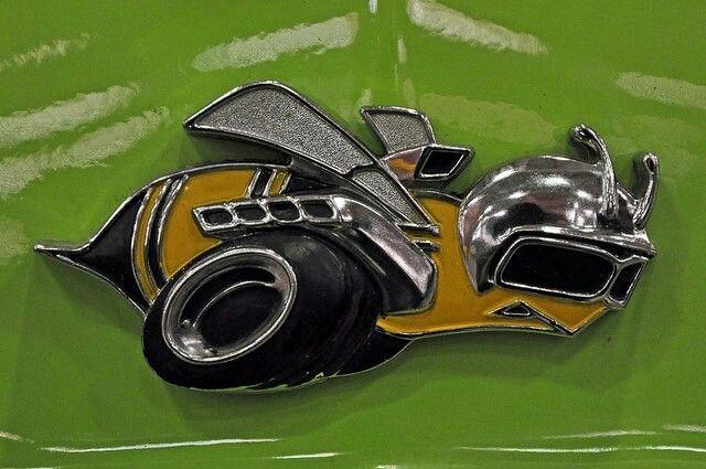70 Super Bee Dodge Super Bee Car Emblem Car Badges