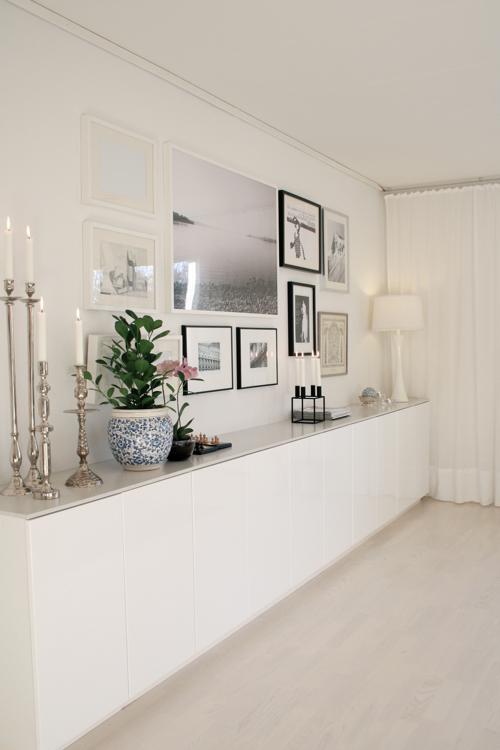 Attraktiv Ikea Inexpensive Kitchen Cabinets With New Top // Studio Karin:  MÄKLARFOTOGRAFERING HOS MIG DIE WAND GEGENÜBER DEM ECKSOFA IM WOHNZIMMER!!!  Muss SEIN!