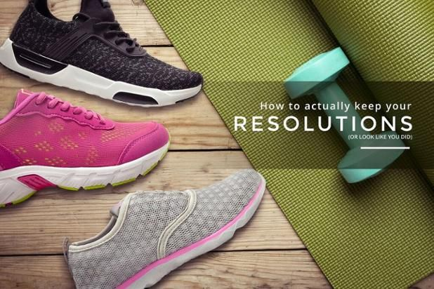 #FabFitFriday Check out our blog on how to keep up with your New Year's fitness resolution Dream Pairs style! #dreamlovers
