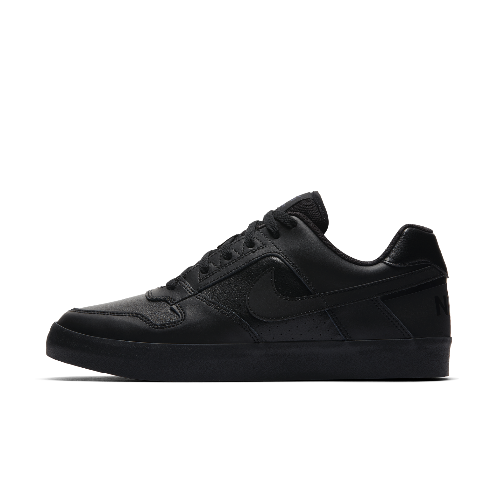 promo code efba0 47972 Nike SB Delta Force Vulc Mens Skateboarding Shoe Size 10.5 (Black)