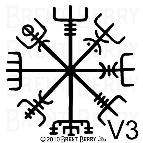Viking Compass Symbol Google Search Ink Nat Pinterest