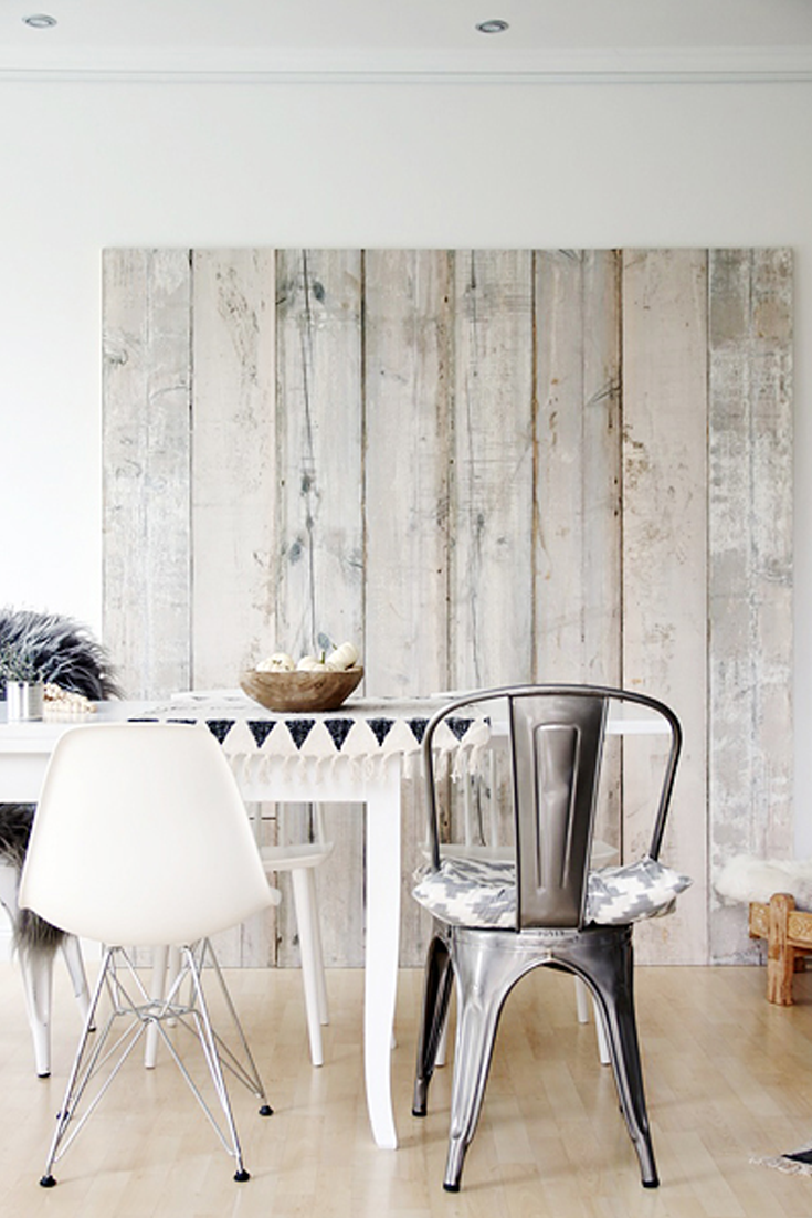 Schaltafeln bemalen » Sperrholzplatten als DIY-Objekte | Pinterest ...