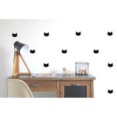 stickers-tetes-de-chats et autres idées stickers / collection pom le bonhomme