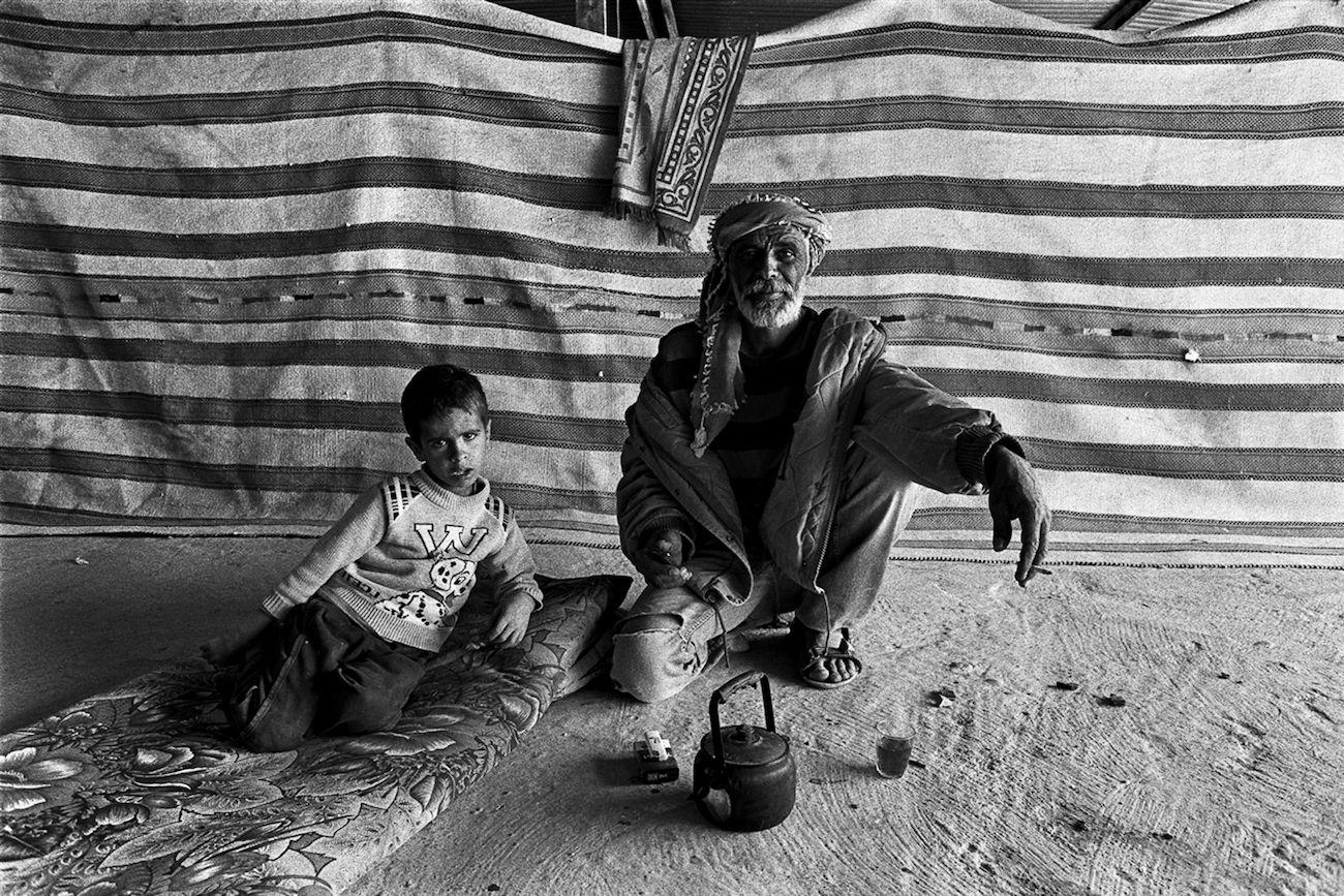 Bedouin By Iliya Roginsky