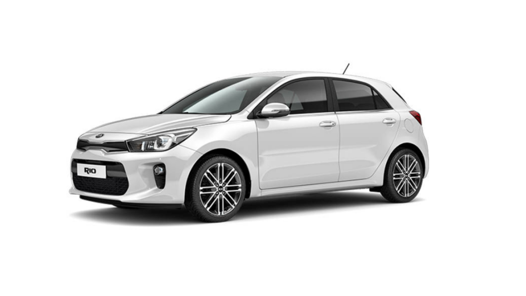KIA Rio hatchback New Model Launched and Price In Pakistan