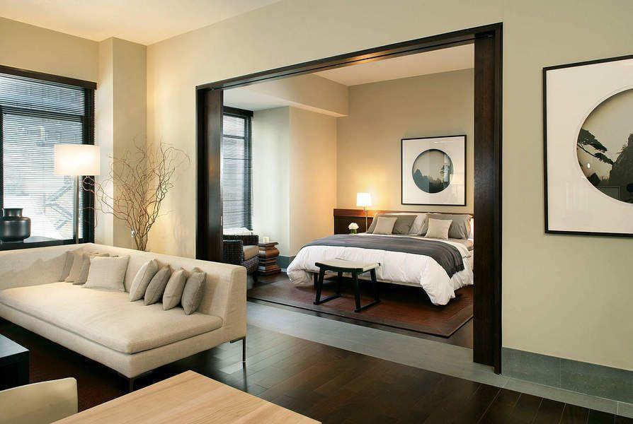 Apartamento pequeño pero con mucho estilo Espacios masculinos