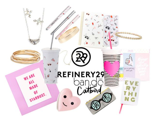 """""""Untitled #145"""" by fanny-afx ❤ liked on Polyvore featuring art, Refinery29, bando, Catbird and upgradeyourchic"""