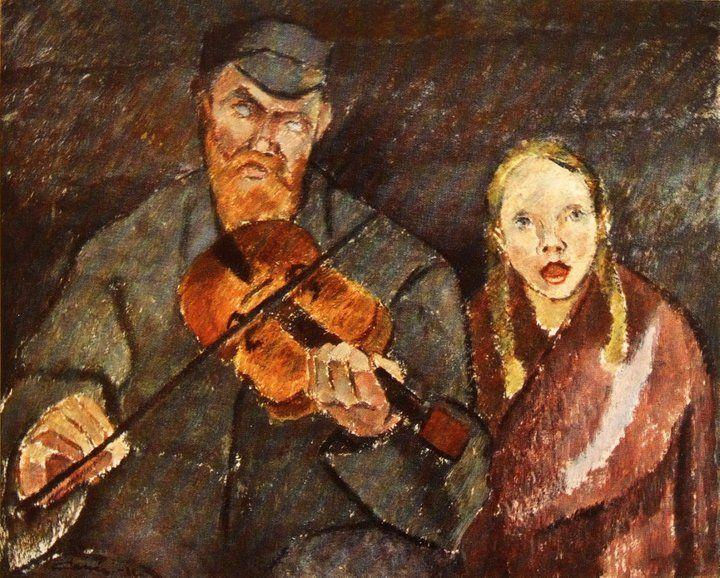 Alvar Cawen Famous Art Art Oil Painting On Canvas