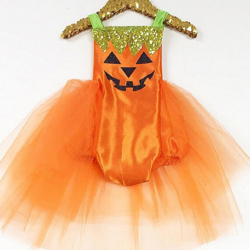 Click to Buy \u003c\u003c Christmas Baby Girl Clothes Dress Newborn Baby Girls - last min halloween costume ideas