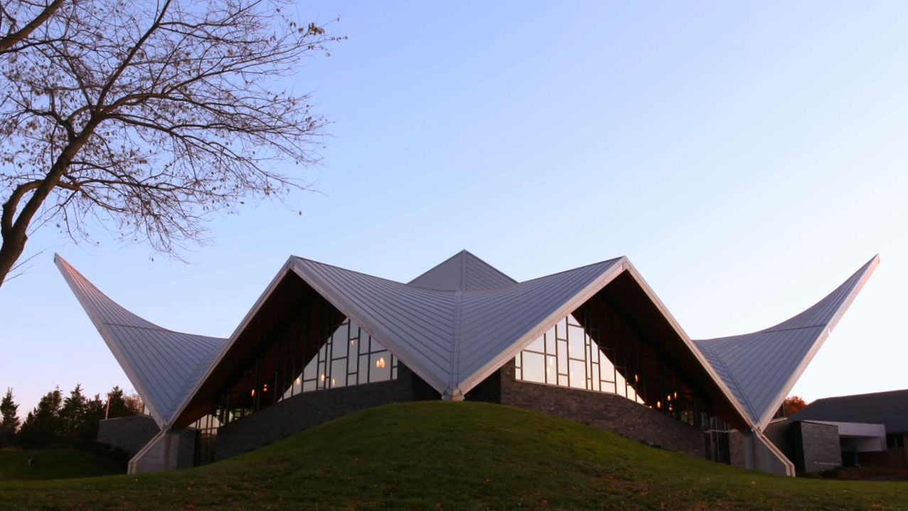 Modulhaus Ecospace Metal Roofing Solutions Award Winning Metal Roofs By Englert Inc