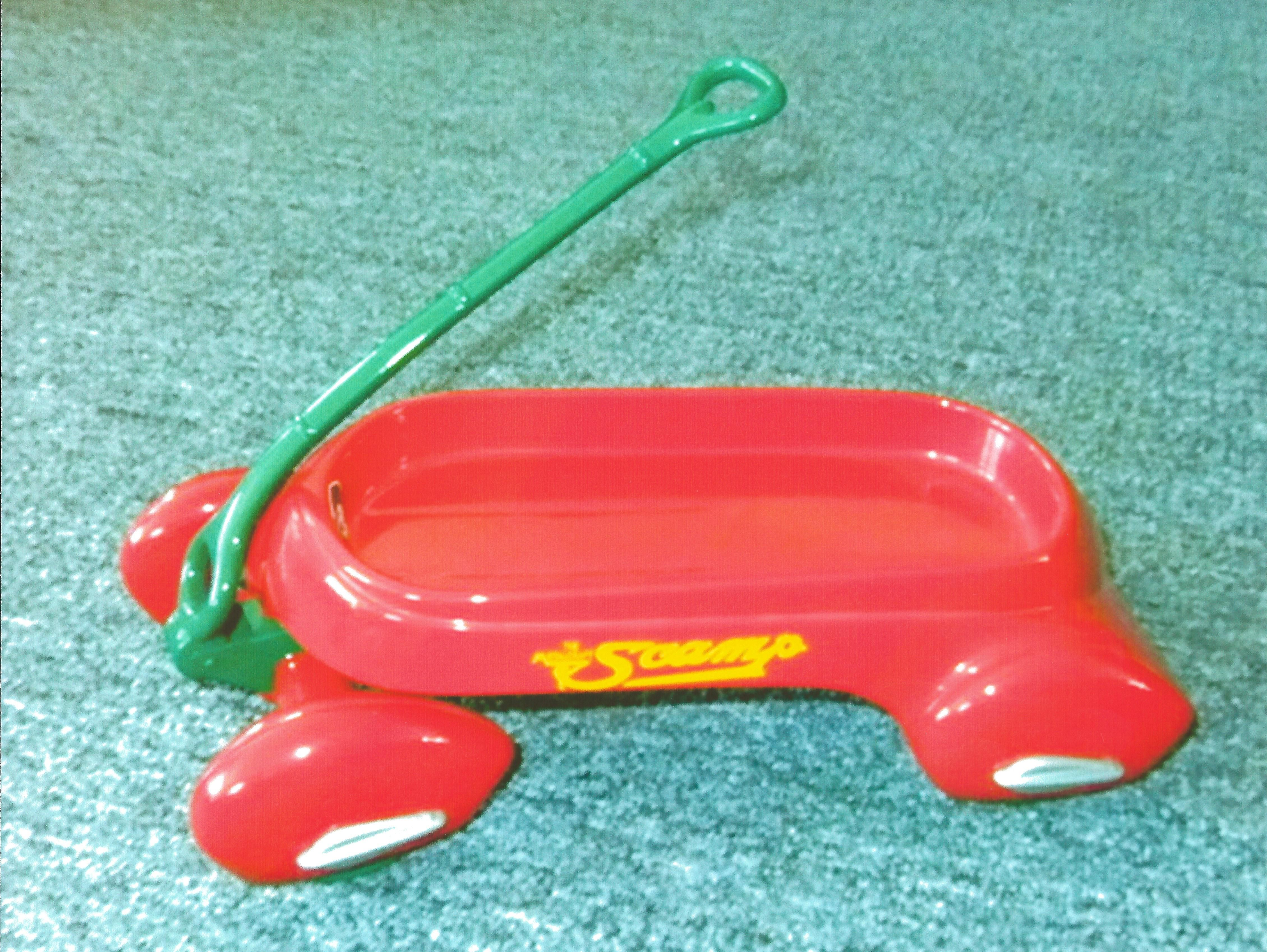 Claasic vintage toys vintage toys second shout out http www - Explore Vintage Toys Coaster And More 1933 Restored Scamp Coaster Wagon Metalcraft Corporation