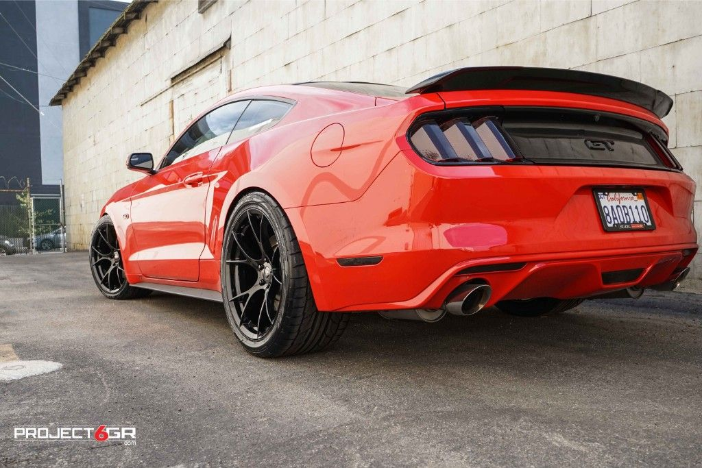 Pin By Nathan Ashmore On S550 Mustang Mustang Gt Red Mustang S550 Mustang