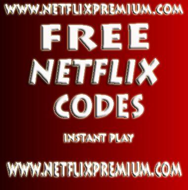 Netflix Gutscheincode Generator
