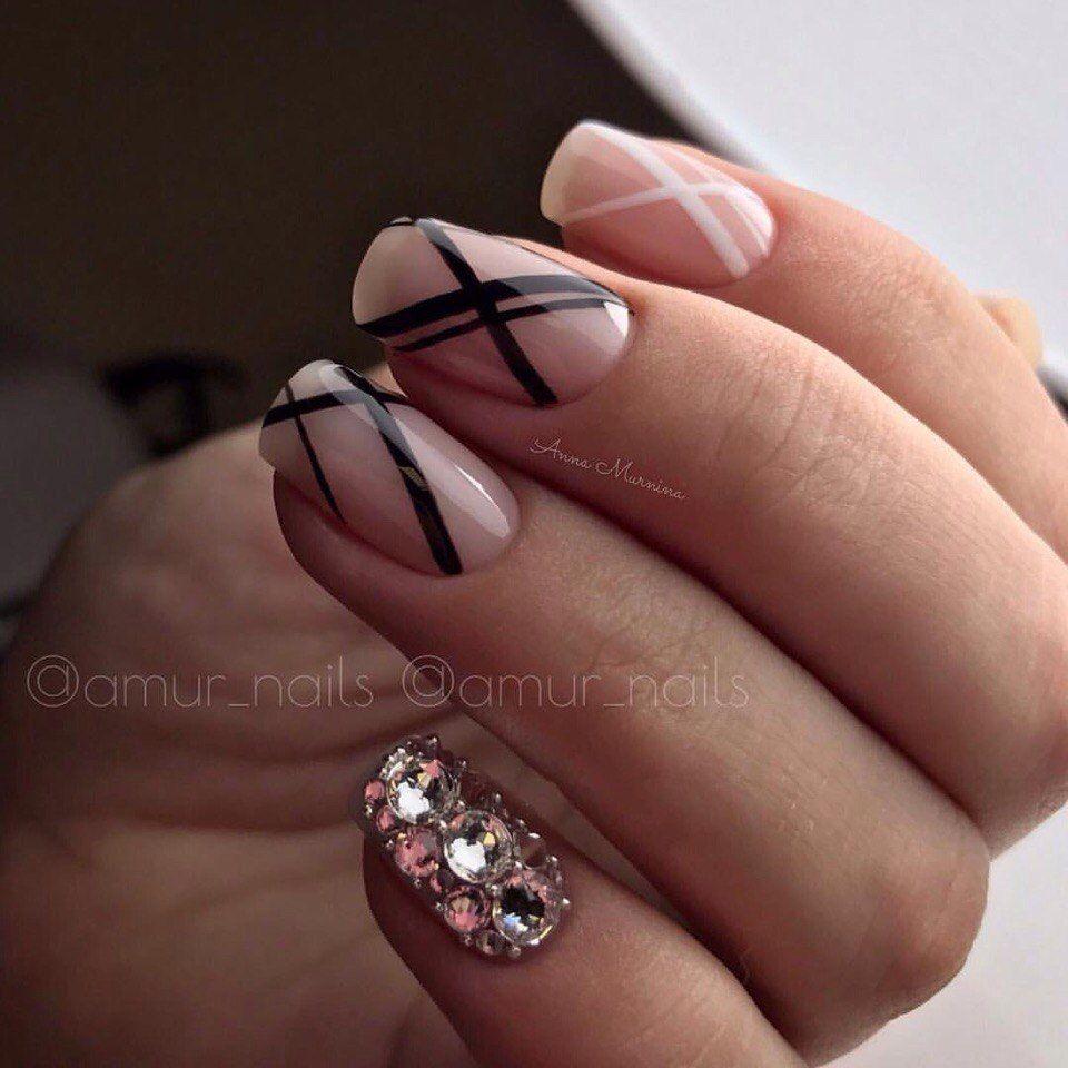 Nail Art #3245 - Best Nail Art Designs Gallery   Nail art stripes ...