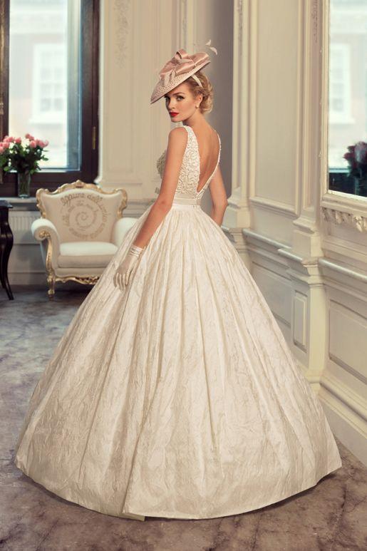 vestidos de novia espectaculares