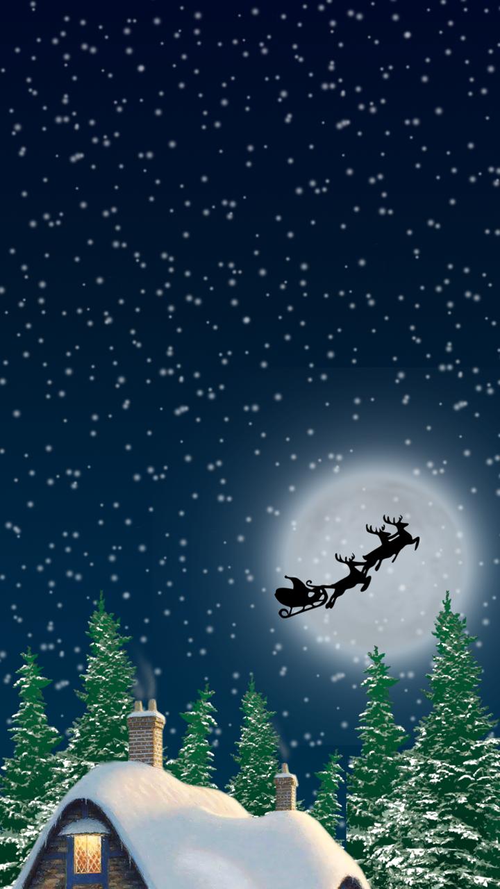 Iphone Wall Christmas Tjn Christmas Wallpaper Free