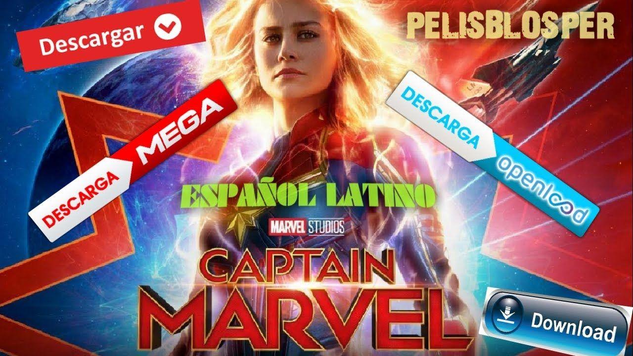 Descargar Capitana Marvel Pelicula Completa En Español Latino Películas Completas Peliculas Capitana Marvel