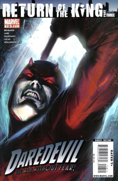 Daredevil Vol 2 - #118