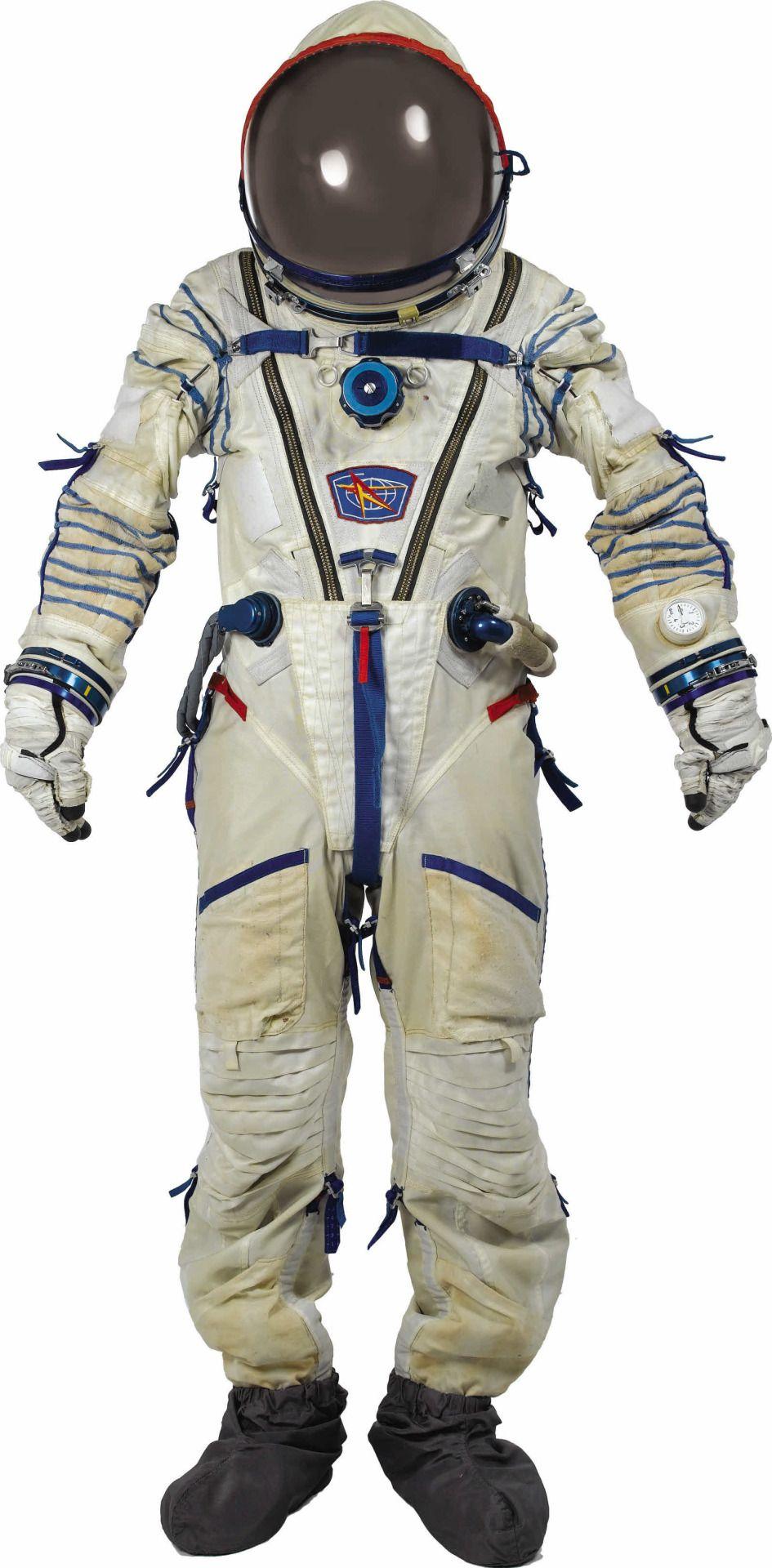Rocketumblr | Russian Sokol Spacesuit