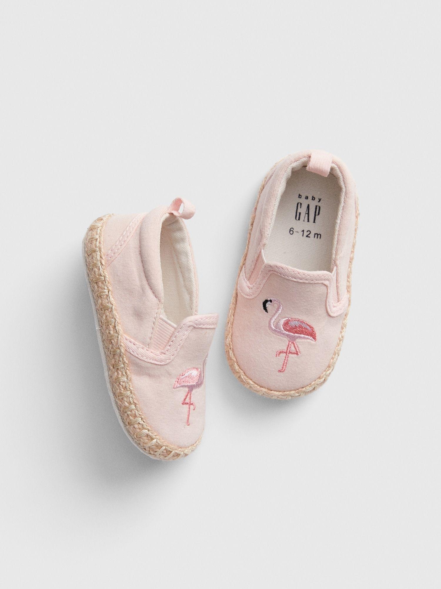 Flamingo Espadrille Sneakers | Gap