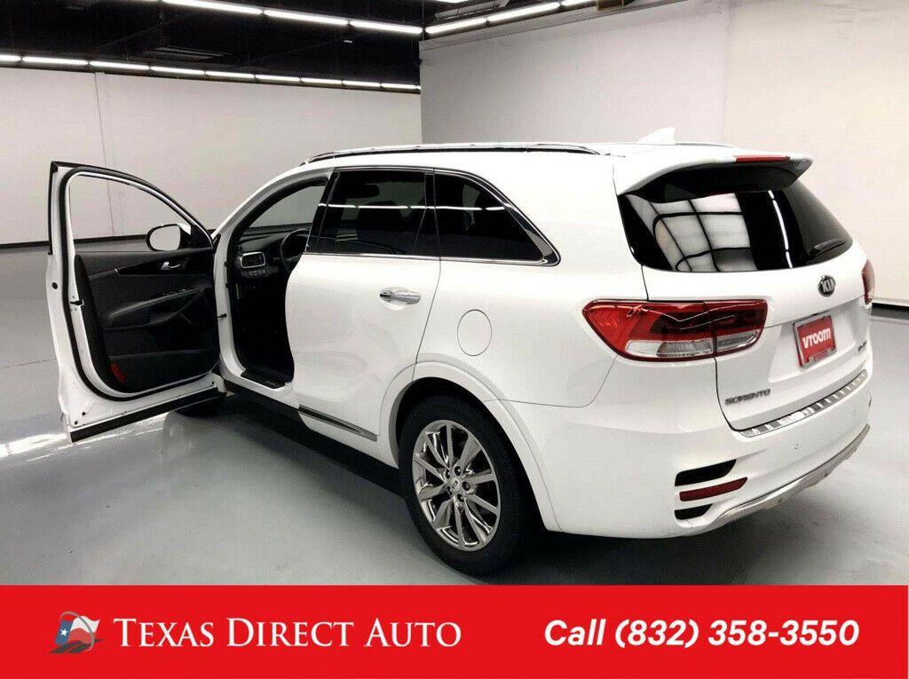 Used 2017 Kia Sorento Sxl V6 Texas Direct Auto 2017 Sxl V6 Used 3 3l V6 24v Automatic Awd Suv 2020 In 2020 Kia Sorento Awd Suv
