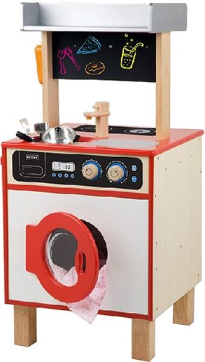 Cooker Hobs Sink And Washing Machine All In 1 Unit
