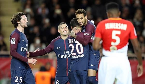 Ligue 1 Meister