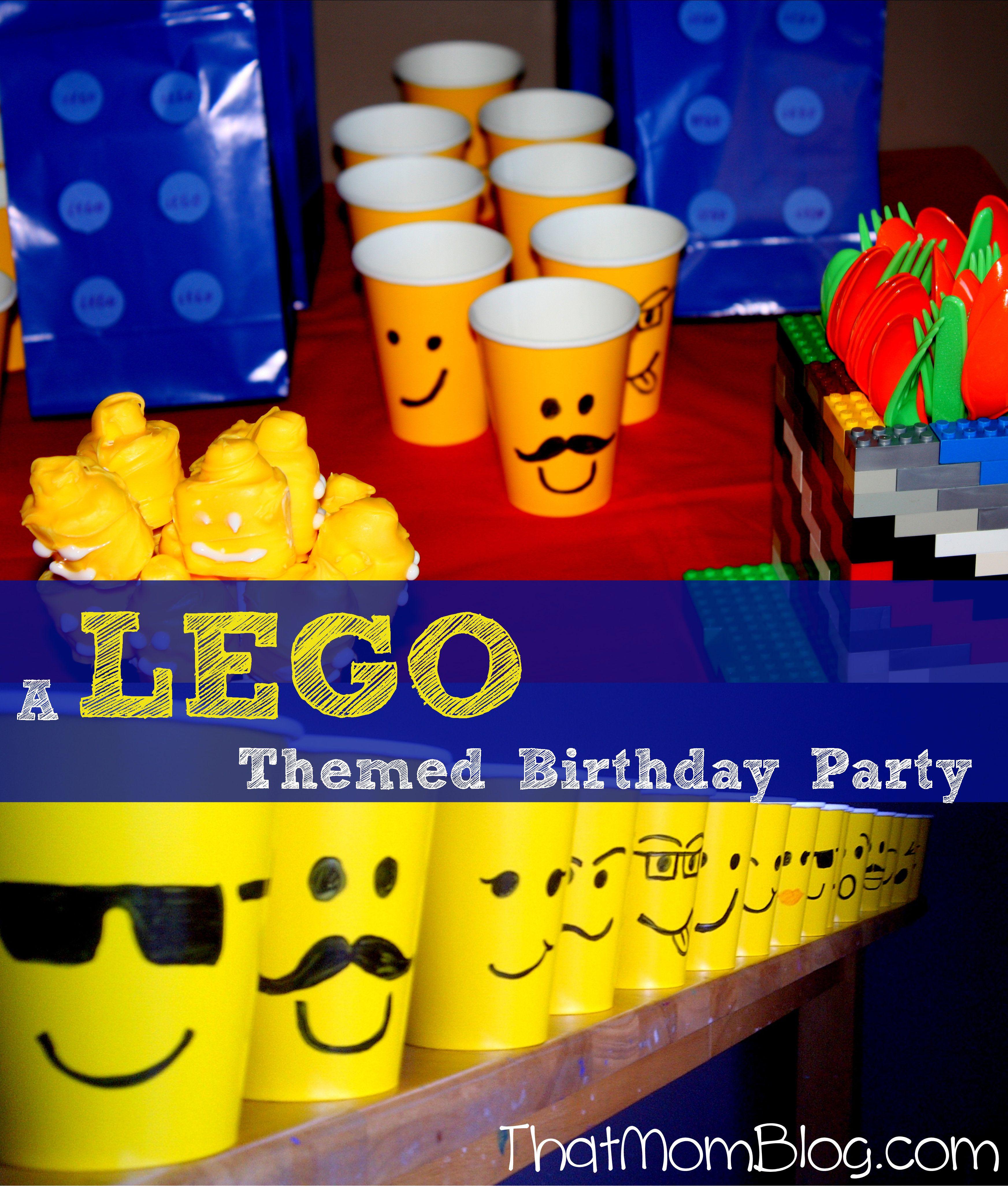 Lego Ninjago Birthday Party Google Search: Lego Birthday Party - Google Search
