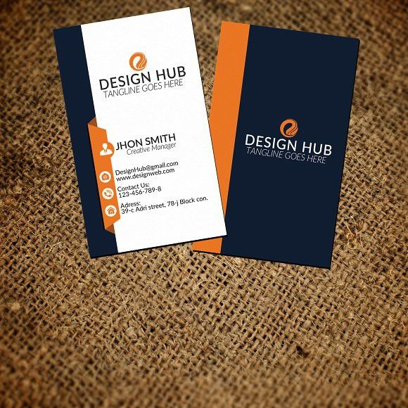Vectored vertical business card pinterest vertical business vectored vertical business card creative business card templates accmission Gallery