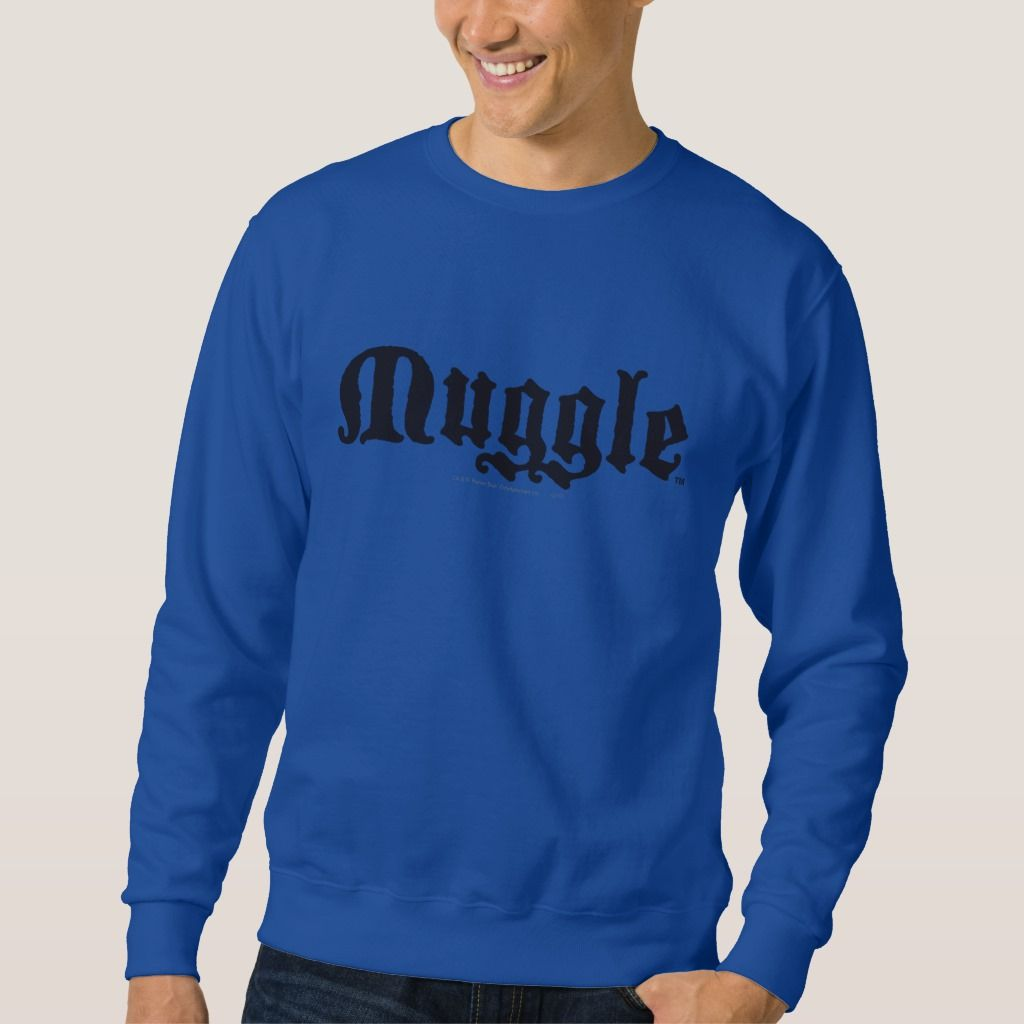 Harry Potter Spell Muggle Sweatshirt Zazzle Com Vintage Fashion Shirts T Shirt