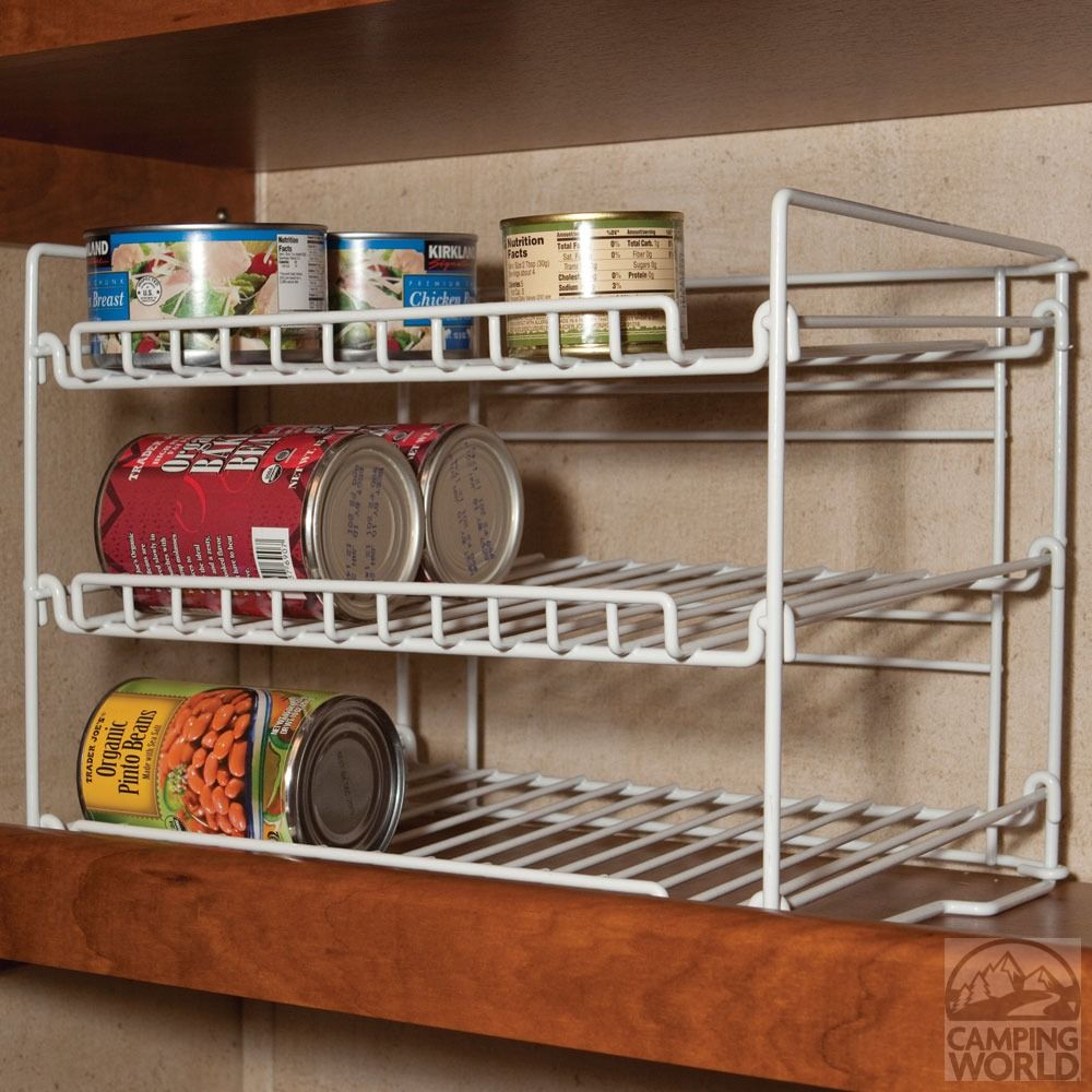Can Storage Rack   Four Corners Sourcing HH 130121 01   Space Savers