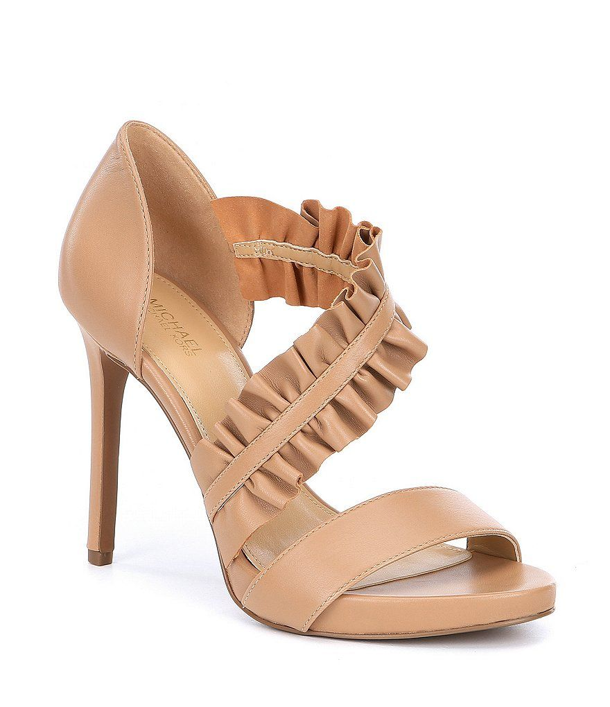 MICHAEL Michael Kors Bella Platform Pumps | Dillards