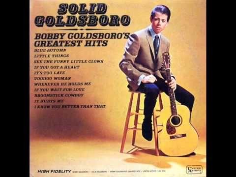 Bobby Goldsboro See The Funny Little Clown I Miss You Lyrics Bobby Goldsboro Entertainment Music