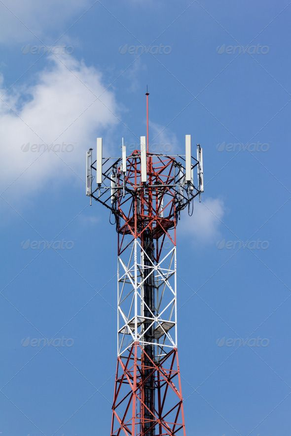 Antennas and antenna systems antenna, blue, building