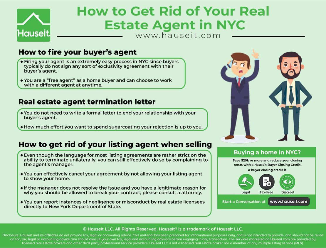 Get Rid Of Your Real Estate Agent In Nyc Hauseit Estate Agent Real Estate Agent Estates