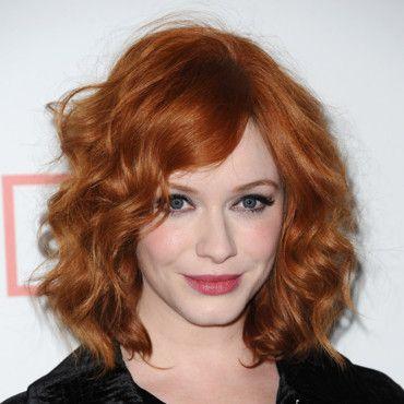 coupe cheveux carre roux