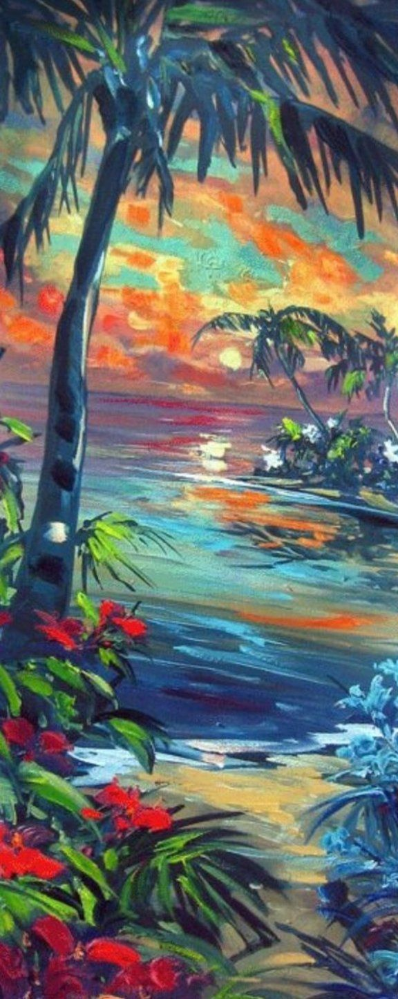 60 New Acrylic Painting Ideas to Try in 2018 - Bored Art # ...