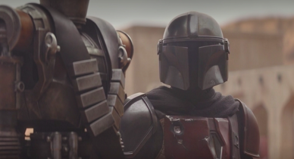 The First Live-action Star Wars Series, The Mandalorian