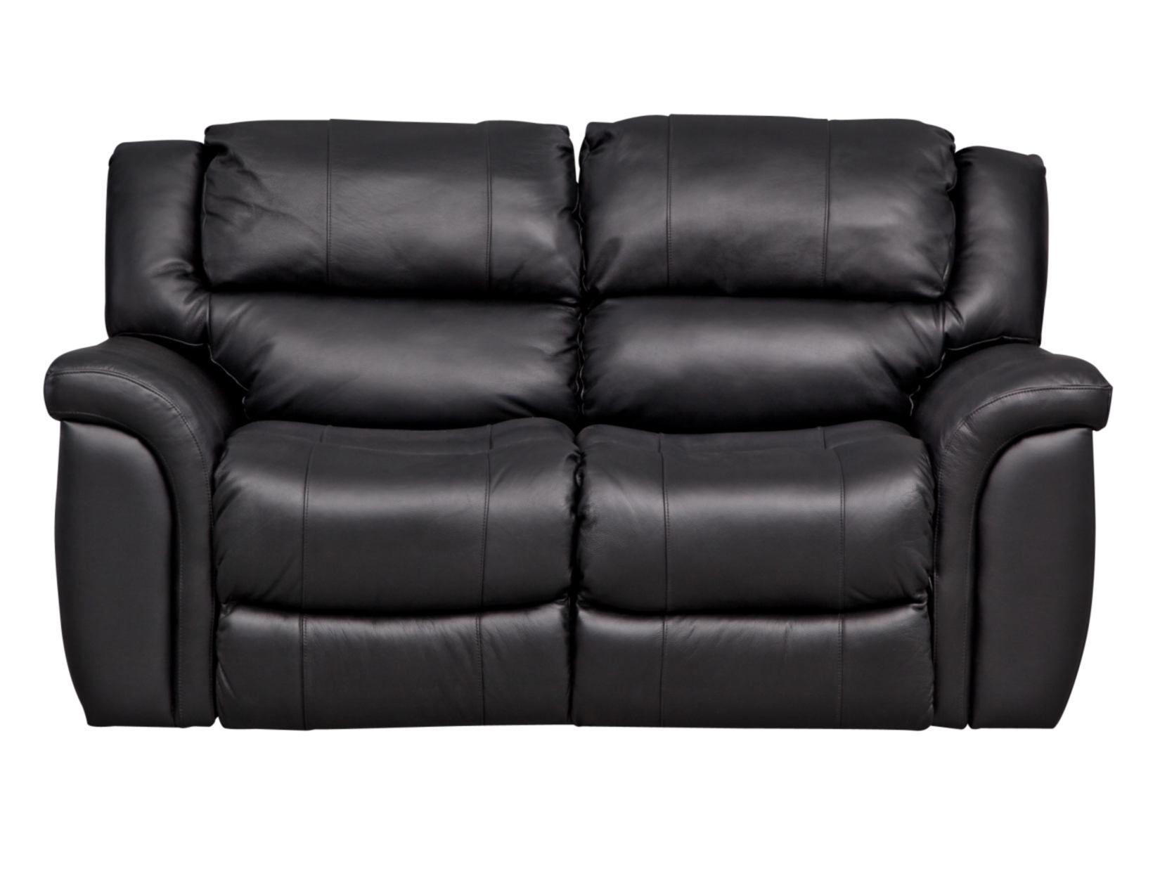 Aquarius Black Power Reclining Loveseat Value City Furniture Value City Furniture City Furniture Furniture