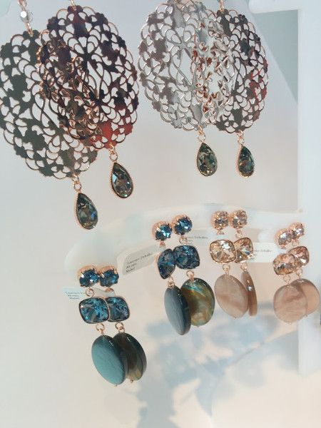 We love Belgian Jewelry Designers ►► Laurence Delvallez   Luxedy