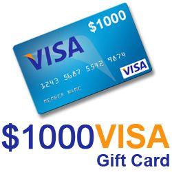 get your 1000 visa gift card cash gift card free gift cards free gifts - Free Visa Card