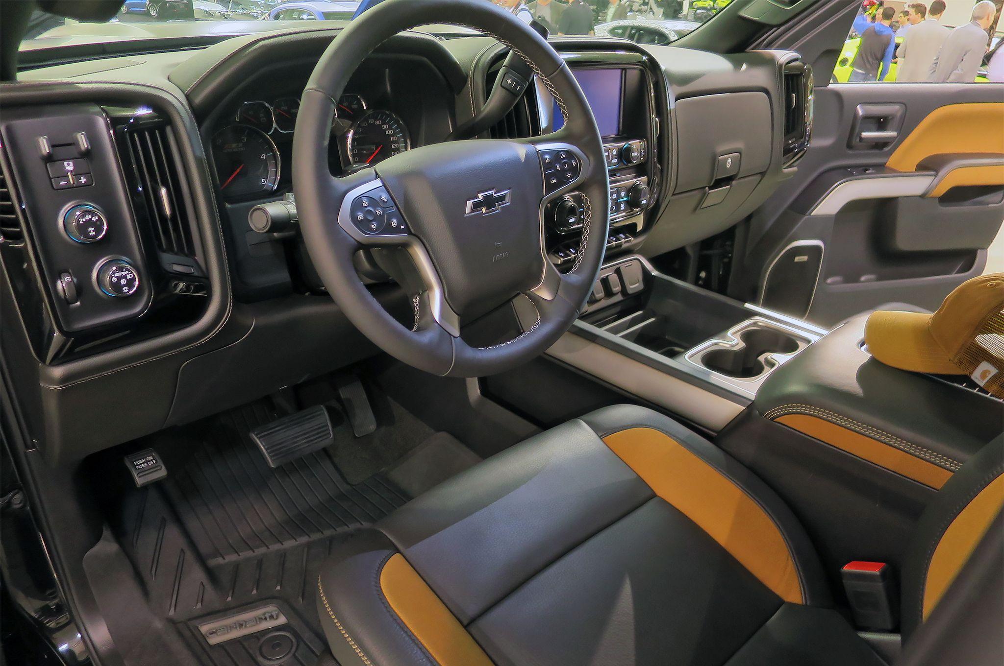 Carhartt Interieur Chevy 2017 Dmax L5p Diesel Trucks Chevy