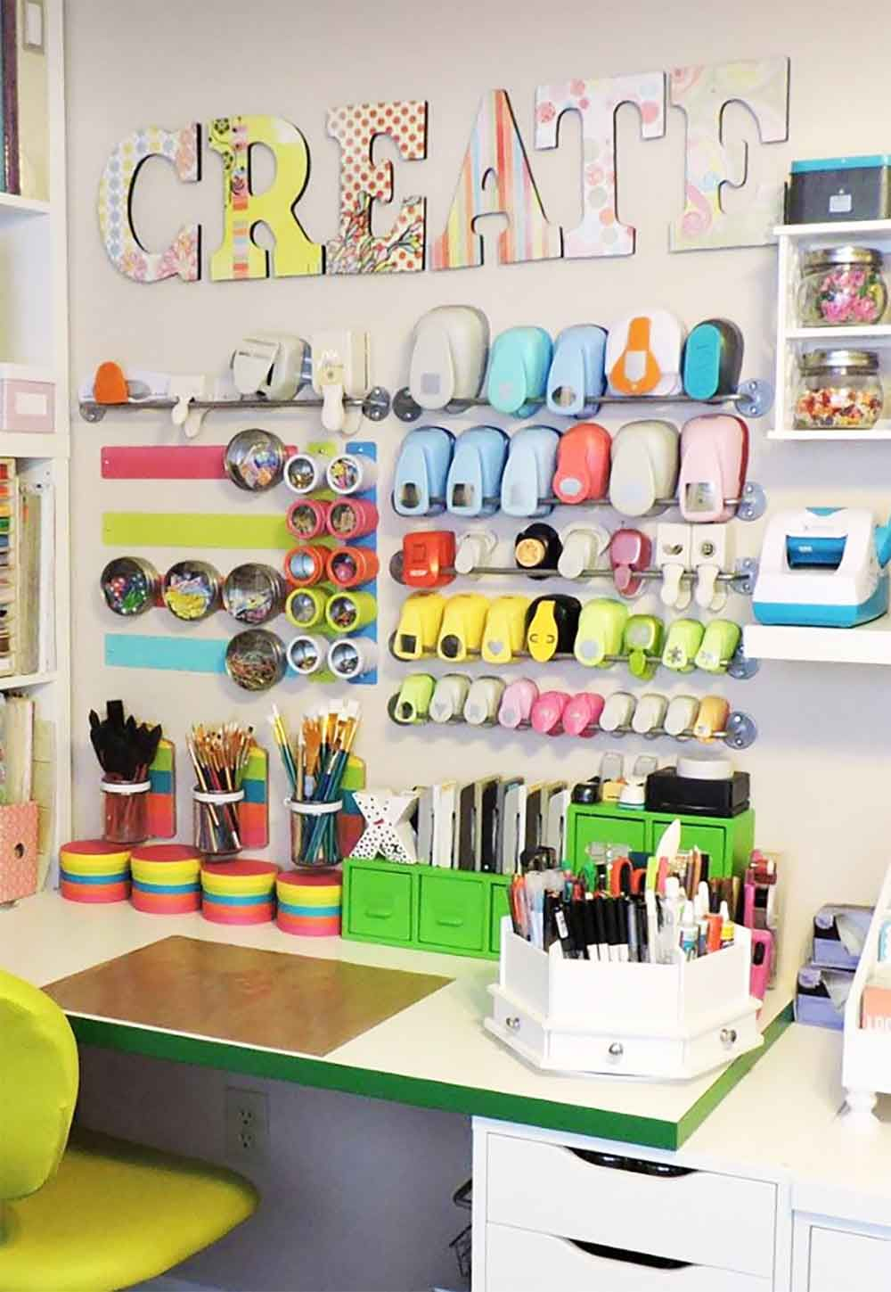 The Best Ikea Craft Room Storage Shelves Ideas Jennifer Maker Ikea Craft Room Ikea Craft Storage Sewing Room Design