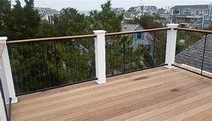 Vertical Cable Deck Railing   a more decor   Deck, Outdoor ...