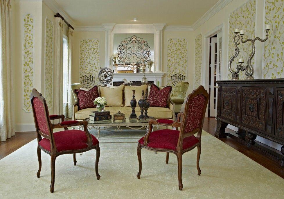 download popular modern traditional living room interior design red rh pinterest cl