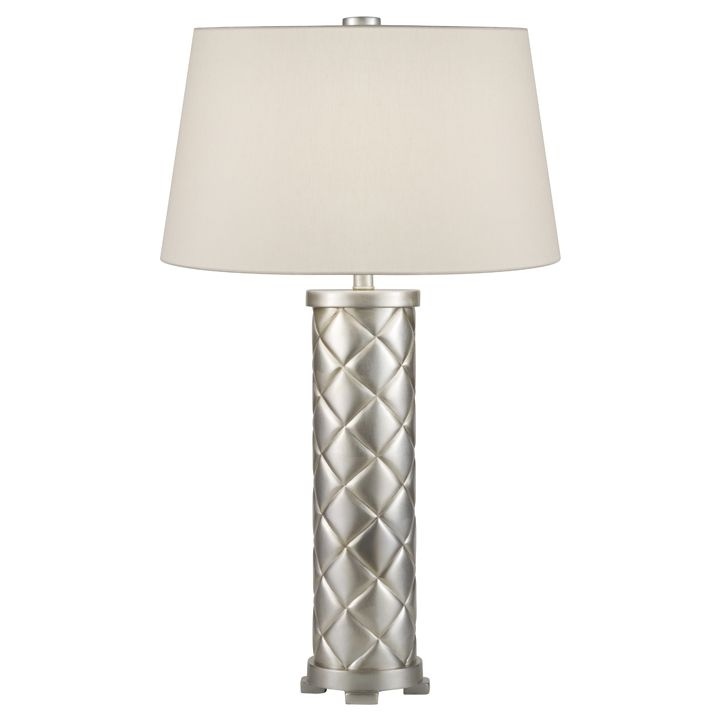 Fine Art Lamps 836410 Recollections Silver Leaf Table Lamp Fine Art Lamps Lamp Table Lamp