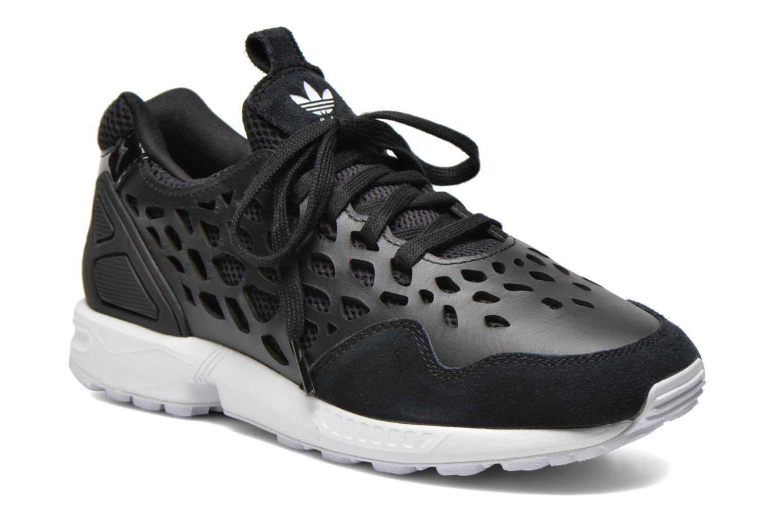 on sale 7c14d e82c3 Adidas Originals Zx Flux Lace W Sneakers i Sort hos Sarenza (231080)