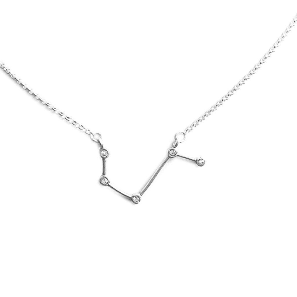 Naszyjnik Znak Zodiaku Baran Sklep Stylizacje Tv Silver Necklace Jewelry Necklace